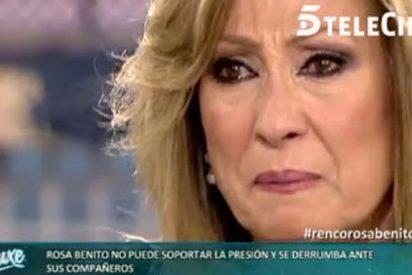 Descubra por qué Rosa Benito va a volver a ser despedida de Telecinco: ¿es su final definitivo?