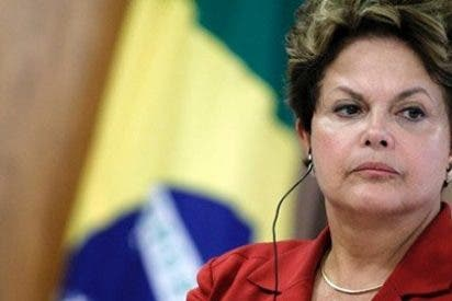 Los senadores brasileños, a favor de la destitución de la presidenta Rousseff