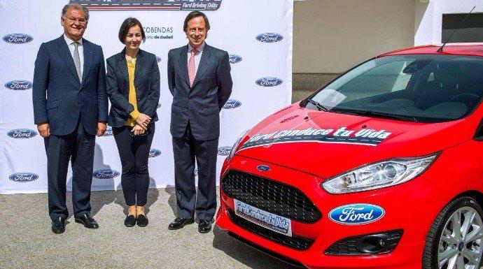 Ford vuelve a insistir en la formación vial de los jóvenes