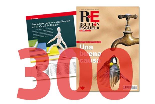 Religión y Escuela cumple 300 números y se lanza a lo digital
