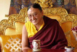 Sakya Trizin, la segunda autoridad del Budismo Tibetano, inicia su gira por España