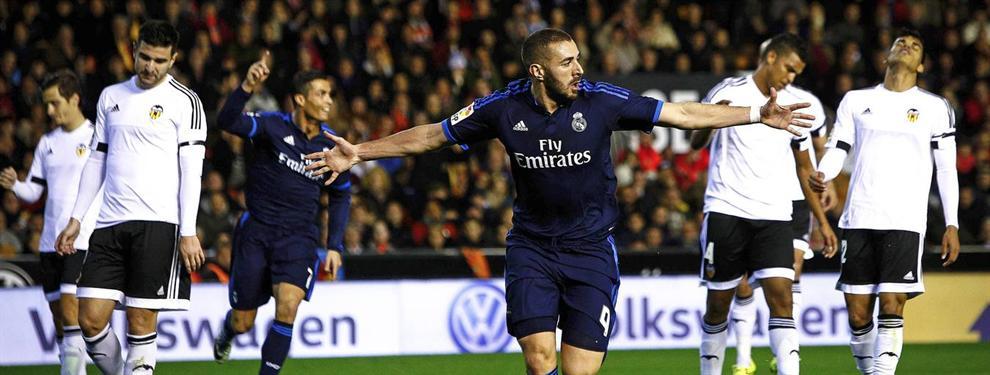 Saltan chispas: Madrid y Valencia juegan algo más que un partido este domingo