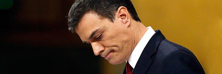 El PSOE aplaza la batalla por la sucesión de Sánchez hasta después del 26J para volcarse contra Podemos