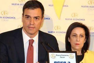 """Pedro Sánchez dice que nunca """"será presidente con los votos de Iglesias"""" pero...¿y al revés?"""
