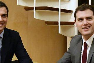 """Carrascal deja a la altura del betún a Sánchez y Rivera: """"Se presentan como doncellas pudorosas, a punto de ser violadas por los sátiros del PP y Podemos"""""""