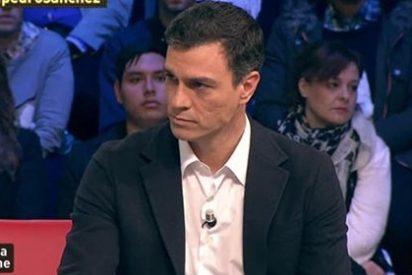 """Luis Ventoso se troncha de Pedro Sánchez: """"Está para montar una pizzería, gobernar España le viene grande"""""""
