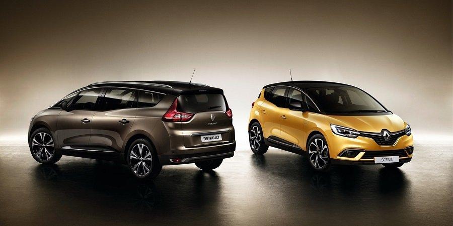 Renault Grand Scenic, la nueva referencia espacial