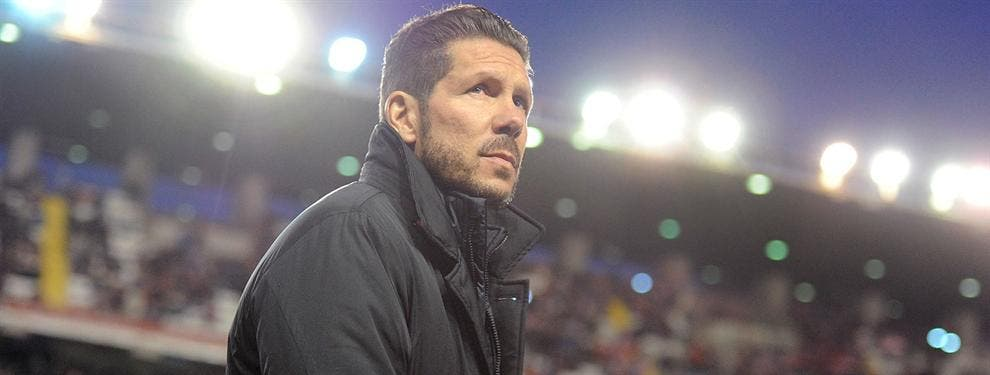 Simeone visita el 28-M el que será su próximo banquillo como técnico