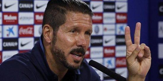 """Diego Pablo Simeone: """"Yo siempre tengo miedo"""""""