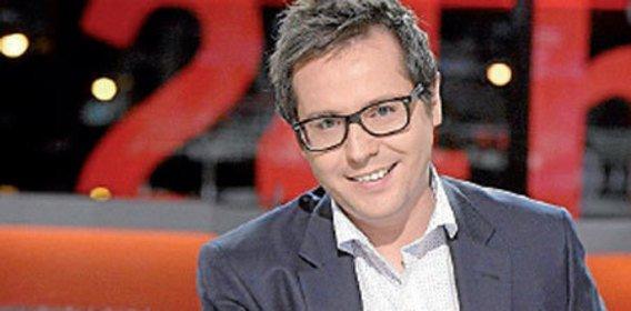 Sergio Martín, director de Canal 24 Horas de TVE, Premio de Internet a la mejor página web personal