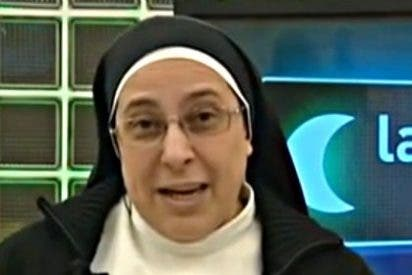 La grotesca confesión de Sor Lucía Caram, la monja televisiva, a Isabel Gemio