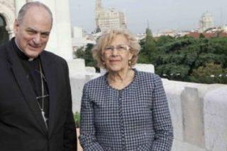 Carmena apoyará la cumbre sobre refugiados auspiciada por el Papa Francisco