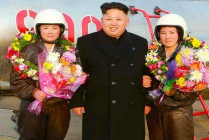 El adolescente 'escuadrón del placer' que recluta el sátiro de Kim Jong-un