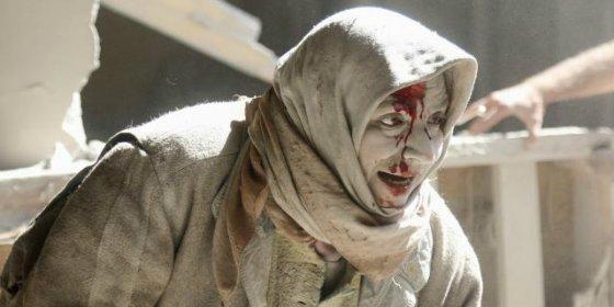 El atroz vídeo del bombardeo aéreo al hospital de Alepo: 27 civiles muertos