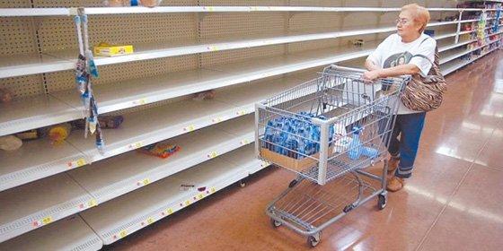 Esta es la Venezuela que se muere de hambre mientras el chavismo riega de millones a Podemos