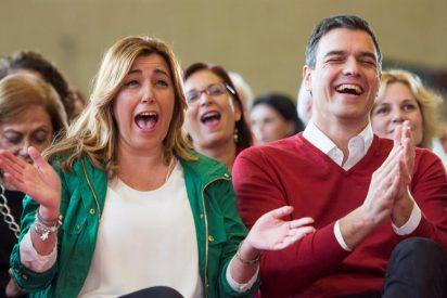 El PP adelanta al PSOE en Andalucía en escaños el 26-J gracias en parte a Unidos-Podemos