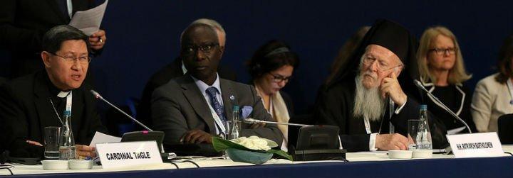 """Tagle: """"La Cumbre Humanitaria Mundial es una oportunidad para transformar el sistema actual"""""""