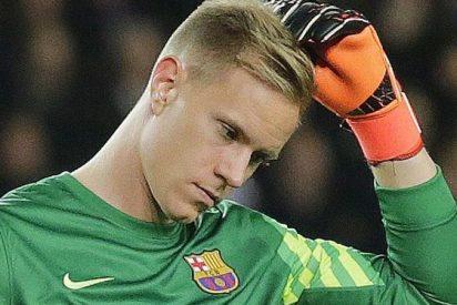 Ter Stegen fuerza la situación: O titular o me voy del Barça
