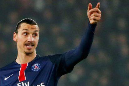 Tras despedirse del PSG, Ibrahimovic prepara su desembarco en la Premier