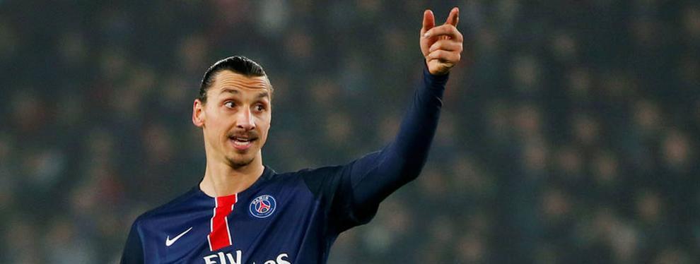 Tras despedirse del PSG, Ibrahimovic ya prepara su desembarco en la Premier