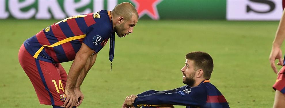 Un nuevo central se cuela en la agenda de fichajes del Barça