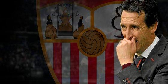 """Unai Emery: """"Los del Sevilla queremos ganar el doblete"""""""
