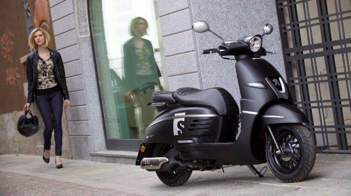 Peugeot Scooters recupera terreno en el mercado