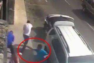 Así matan a tiros en Venezuela a un padre de familia unos carteristas