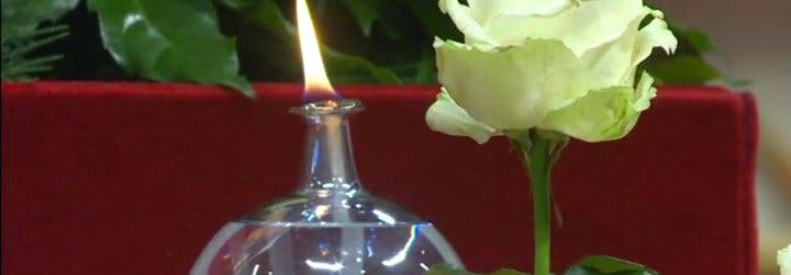 """Francisco: """"En medio de nuestro dolor, no estamos solos. Dios enjuga nuestras lágrimas"""""""