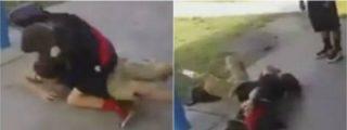 Con estas artes marciales se venga un niño víctima de acoso escolar de su agresor