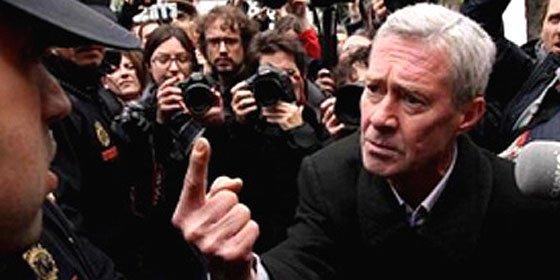 Verstrynge asesoró a Chávez en la represión de la oposición