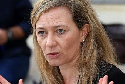 'Miss Aeropuertos' sigue colapsando el tráfico judicial enredando con su causa