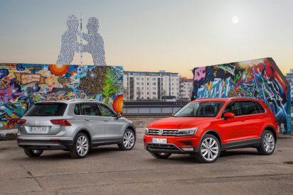 Volkswagen Tiguan, el SUV más conectado gracias a Car-Net