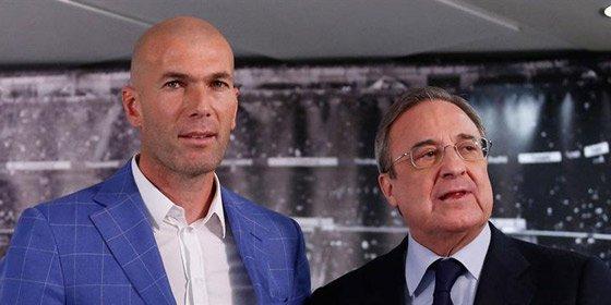 Zidane tiene todos los Ases en la manga de cara a la evaluación de Florentino