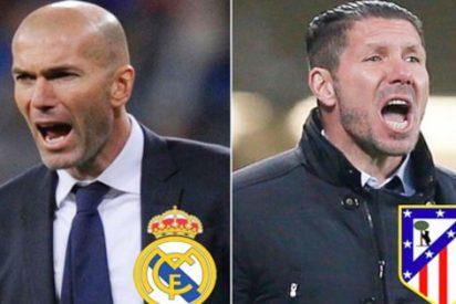 Real Madrid vs Atlético de Madrid: Ataca tu, que a mi me da la risa