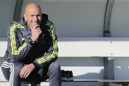 Zinedine Zidane imita al Barça para preparar la final de la Champions