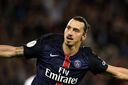 Zlatan hace historia con el Paris Saint-Germain