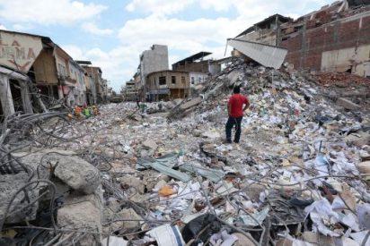 Papa envía una misión de ayuda a los damnificados del terremoto de Ecuador