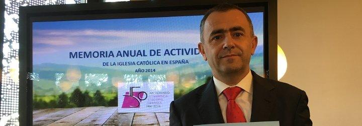 La Iglesia asegura que sus actividades aportan al Estado 5.000 millones de euros, el 0,5 de su PIB.