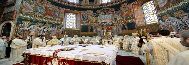 Bartolomé apela a la unidad, pese a las ausencias, en la apertura del Concilio de Creta