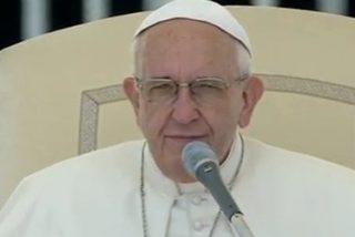 """Francisco: """"Cuando Jesús nos llama a la conversión no se dedica a juzgarnos, sino que se acerca"""""""