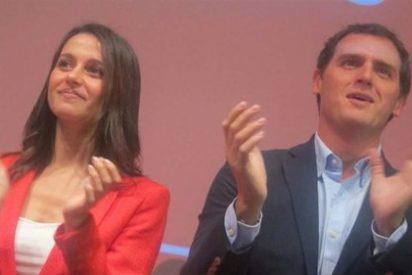 Inés Arrimadas es la gran 'baza sorpresa' de Albert Rivera en la campaña del 26-J