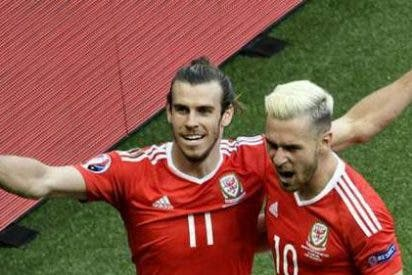 Gareth Bale sigue haciendo historia: Gales 1- Irlanda del Norte 0