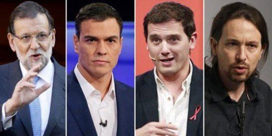 SONDEOS: El PP supera el 30% pero no suma suficientes escaños para hacer presidente a Rajoy
