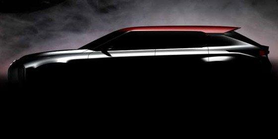 Mitsubishi adelanta rasgos del Ground Tourer Concept, su futuro SUV