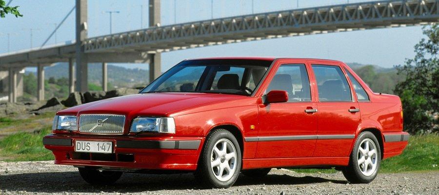 Volvo 850, 25 años de innovación