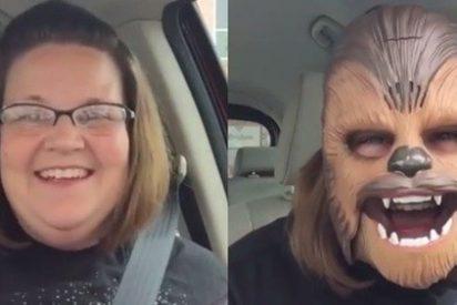 'La mujer Chewbacca', el vídeo más visto de la historia de Facebook