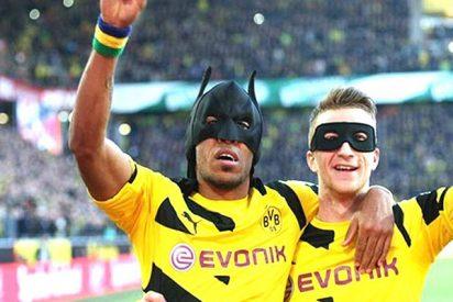 Fútbol: Las 10 celebraciones de gol más locas