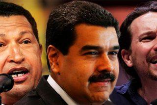 La Venezuela chavista que admiran Monedero e Iglesias, en mínimos de libertad y máximos de tortura