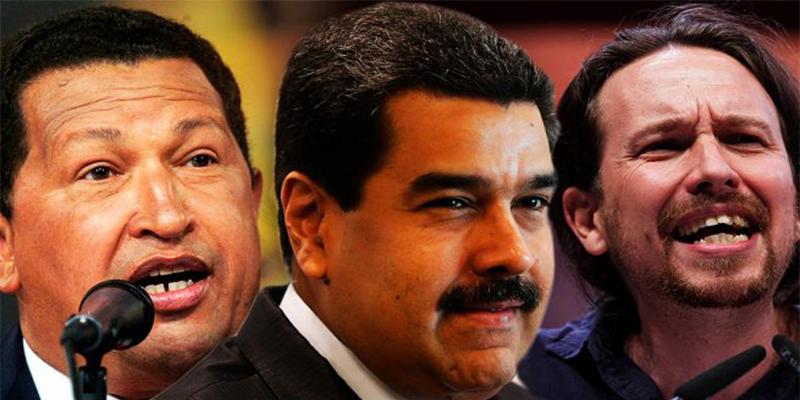 Podemos rechaza condenar a las torturas del régimen de Nicolás Maduro